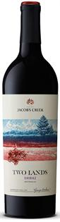 Jacob's Creek Shiraz Two Lands 2013 750ml